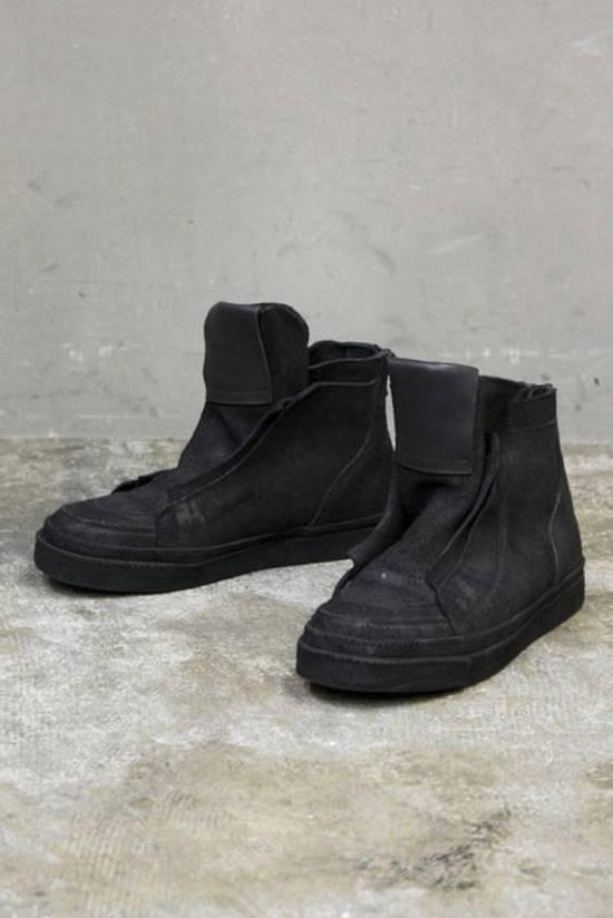Julius reverse leather sneakers Size US 9.5 / EU 42-43