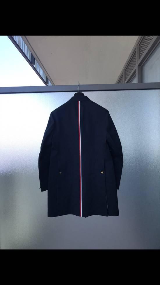 Thom Browne BACKSTRAP Macintosh Coat Size US M / EU 48-50 / 2 - 1