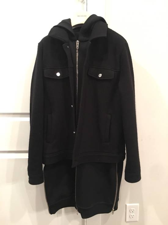 Givenchy Double Layered Jacket Size US M / EU 48-50 / 2