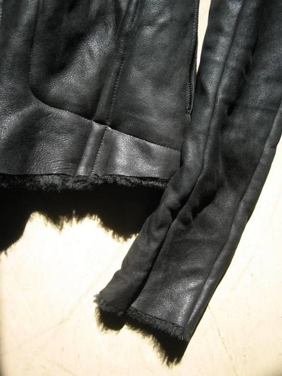 Julius High Neck Shearling Jacket Size US S / EU 44-46 / 1 - 6
