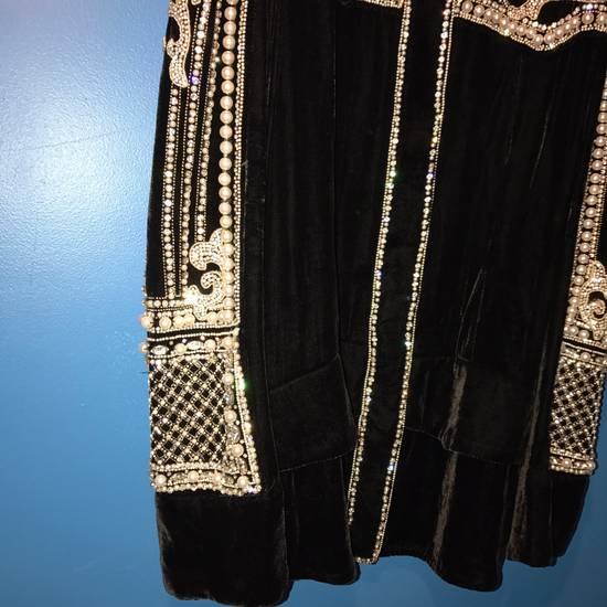Balmain Balmain Fall 2012 Swarovski Crystal & Pearl Jacket Size US XL / EU 56 / 4 - 8