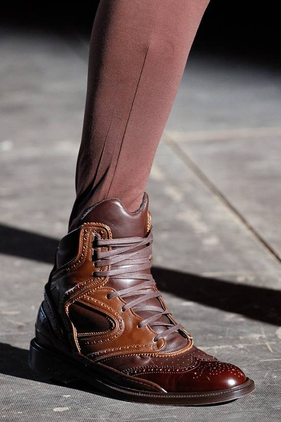 Givenchy FW12 PODIUM ANKLE BOOTS Size US 8 / EU 41 - 3