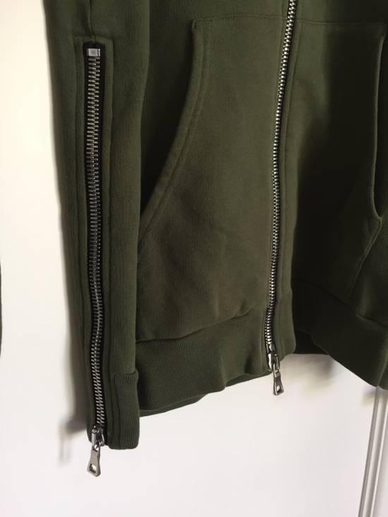Balmain Khaki/Olive Hoodie Size US M / EU 48-50 / 2 - 1