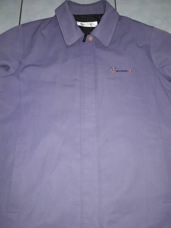 Balmain Vintage Balmain Jacket Purple Size US S / EU 44-46 / 1 - 6