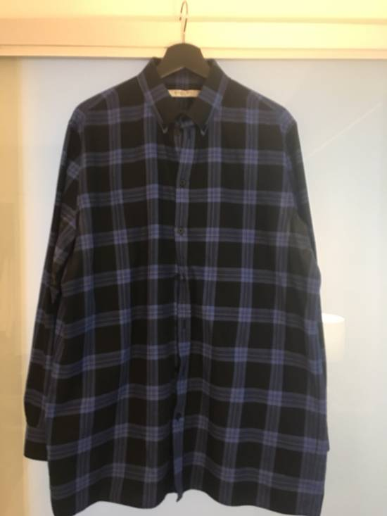 Givenchy Givenchy Plaid Oversize Shirt Size US L / EU 52-54 / 3 - 2