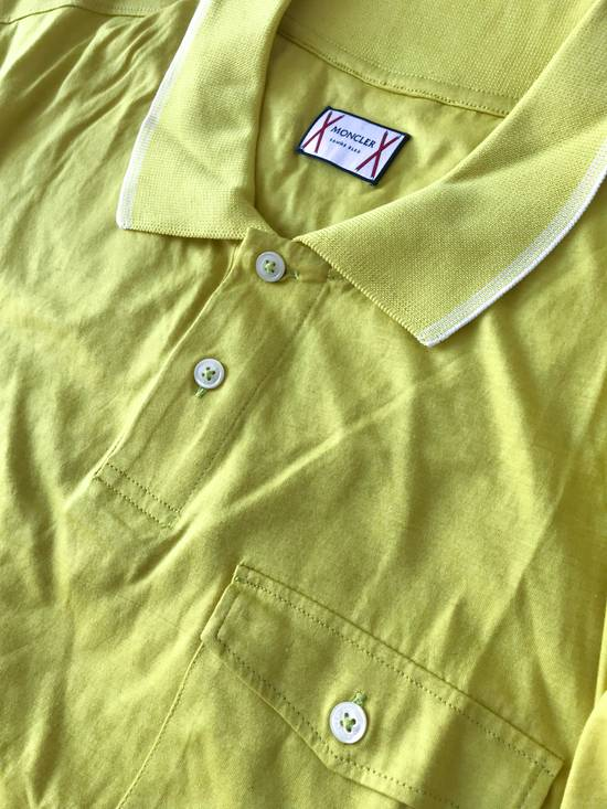 Thom Browne Moncler Gamme Bleu lime green Thom Browne polo shirt size 3 / L Size US L / EU 52-54 / 3 - 3