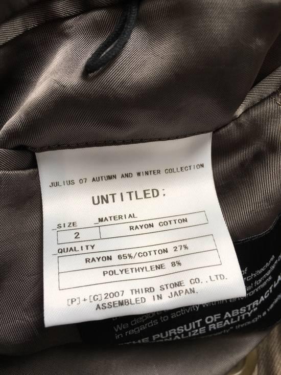 Julius AW2007 Khaki Light Jacket Size US M / EU 48-50 / 2 - 5