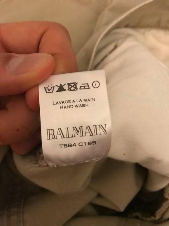 Balmain Balmain Dirt Processing Khaki Pants Size US 30 / EU 46 - 8