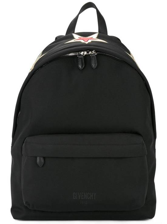 Givenchy GIVENCHY star patch backpack Size ONE SIZE - 2