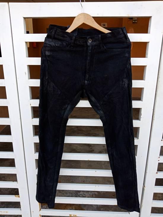 Julius Julius Sphere Fall Winter 2015-2016 Collection Nice Rare Design Pants Size US 30 / EU 46