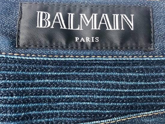 Balmain Balmain Skinny Biker Jeans Size US 30 / EU 46 - 2