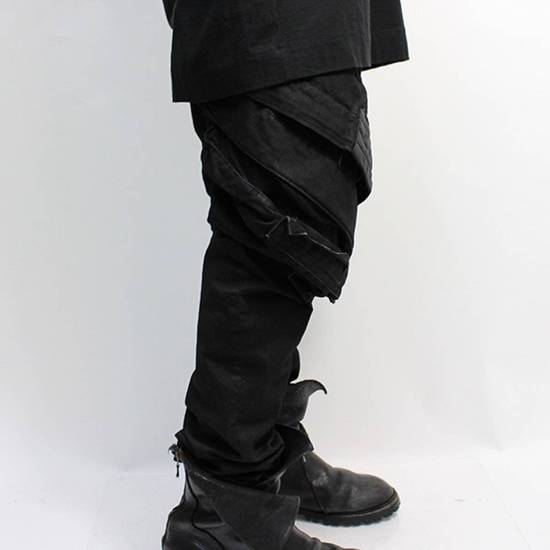 "Julius 2015 ""Prism"" Waxed Cargo Pants NEW Size US 36 / EU 52 - 15"