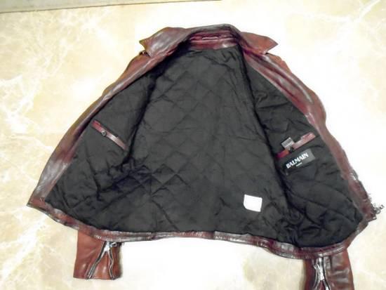 Balmain Biker leather jacket Size US M / EU 48-50 / 2 - 4