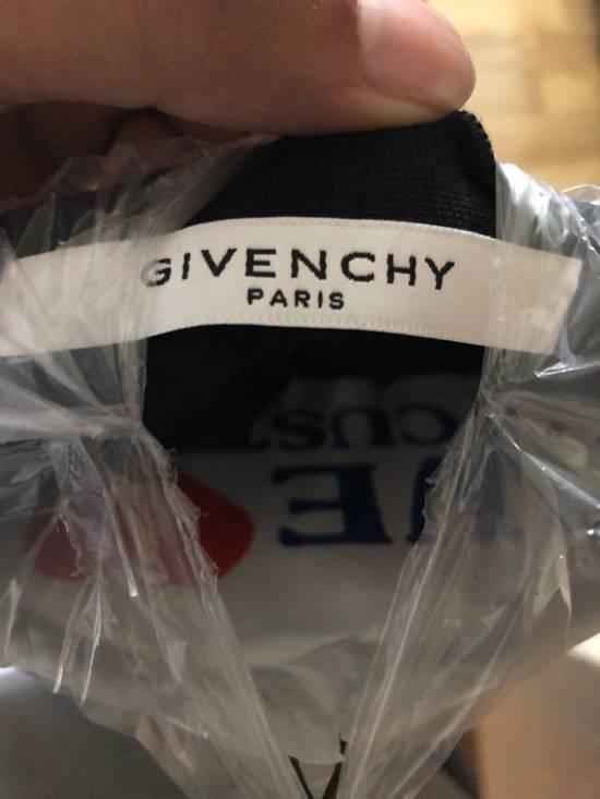 Givenchy Star & Numbers Jersey T-Shirt Size US M / EU 48-50 / 2 - 5