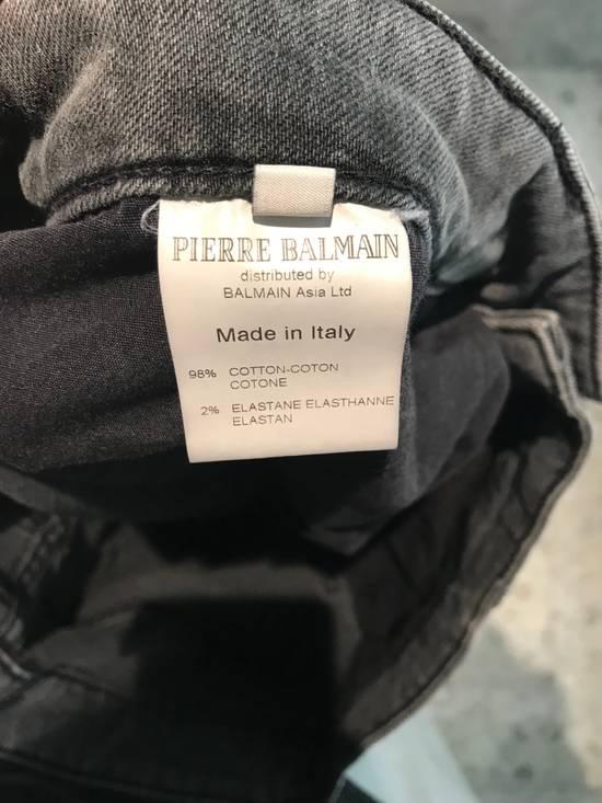 Balmain Balmain Biker Jean Size US 36 / EU 52 - 3