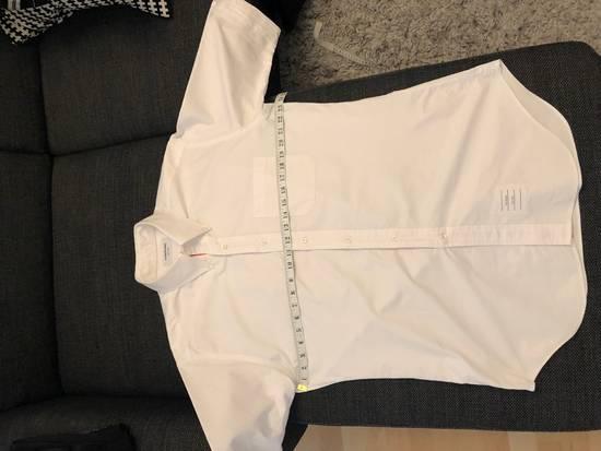 Thom Browne White Shirt Size US XL / EU 56 / 4 - 9