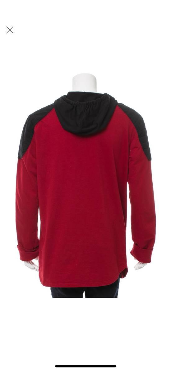 Balmain Balmain Hooded Logo Sweatshirt Size US XXL / EU 58 / 5 - 2