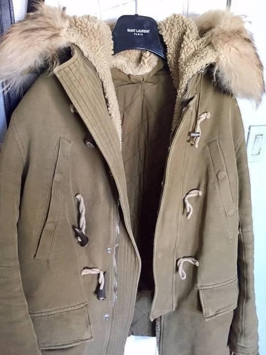 Balmain Fur Parka (VERY RARE) Size US L / EU 52-54 / 3 - 6
