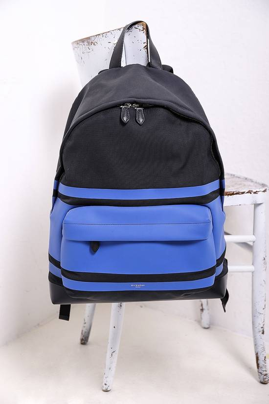 Givenchy Black and Blue Backpack Size ONE SIZE