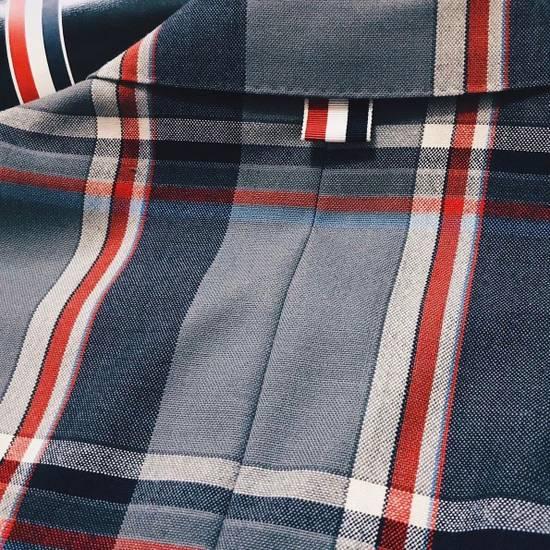 Thom Browne Thom Browne Classic Plaid Jacket Size 40R - 3