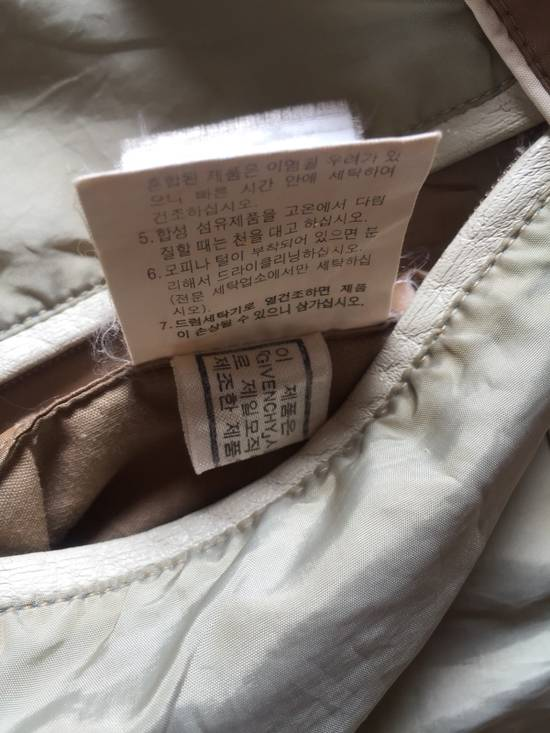 Givenchy Vintage Givenchy Jacket With Soft Material not gucci chanel vuitton versace browne or balenciaga Size US S / EU 44-46 / 1 - 8