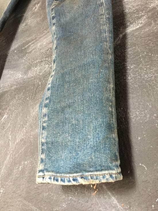 Balmain RARE AW11 Decarnin Balmain Distressed Jeans Size 28 29 30 Size US 28 / EU 44 - 3