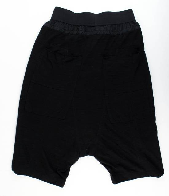 Julius MA_JULIUS Men's Black Polyester Blend Casual Shorts Size 1/XS Size US 30 / EU 46 - 1