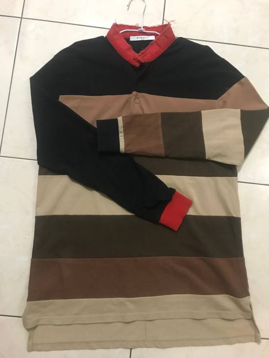 Givenchy Destroy Long Shelves Polo Shirt Size US XS / EU 42 / 0 - 2