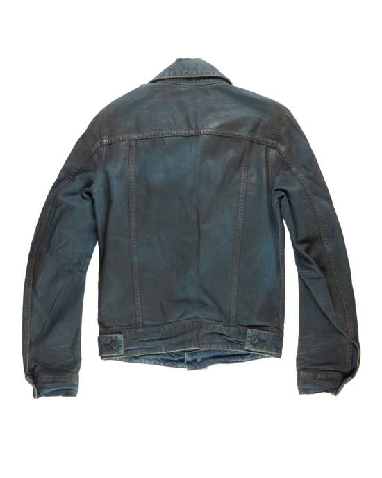 Balmain Coated Denim Jacket Size US S / EU 44-46 / 1 - 1