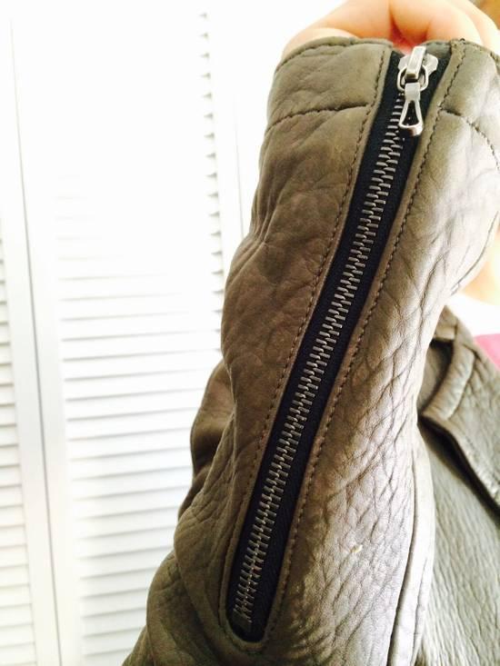 Julius Julius 7 Men Leather Jacket Size US M / EU 48-50 / 2 - 6