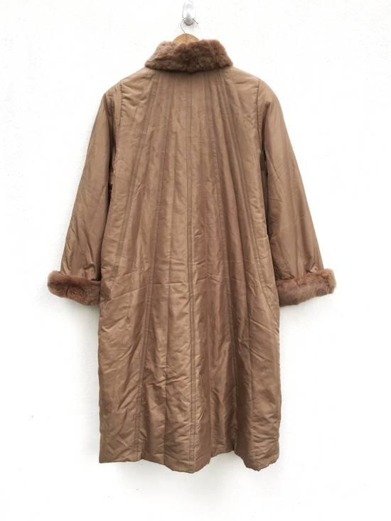 Balmain Balmain Paris Authentic Silk Fur Oversized Long Jacket Size US L / EU 52-54 / 3 - 1