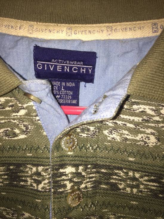 Givenchy Polo Tee Size US L / EU 52-54 / 3