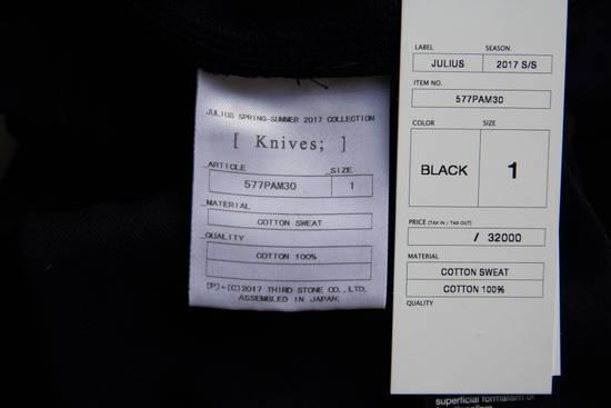 Julius JULIUS_7 COTTON SWEAT PANTS SIZE 1 Size US 28 / EU 44 - 6