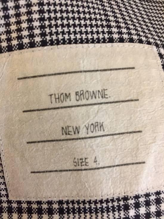 Thom Browne Cotton Checkered Shirt Size US L / EU 52-54 / 3 - 2