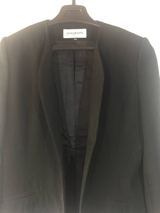 Balmain BALMAIN PARIS NICE DESIGN BLAZER FOR WOMENS MADE IN JAPAN Size 38S - 1