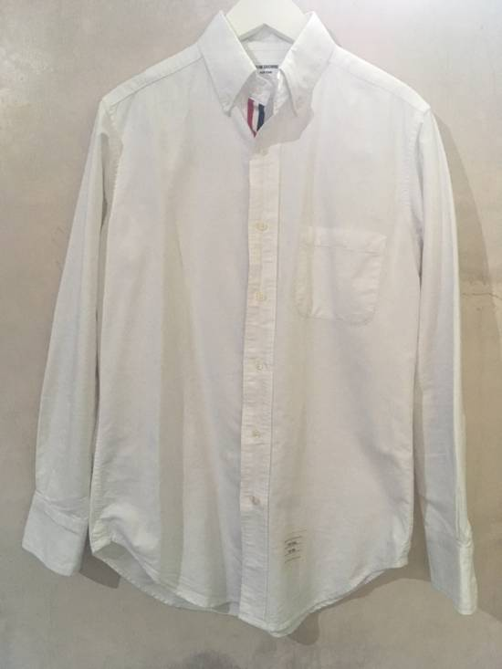 Thom Browne Oxford Shirt Size US M / EU 48-50 / 2