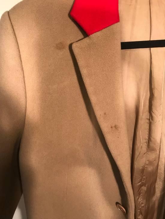 Givenchy Givenchy Cashmere Cashmere Color Block Coat Size US M / EU 48-50 / 2 - 13