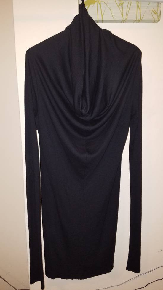 Julius Brand New Wool Silk Cashmere Knit Sweater Black Size US M / EU 48-50 / 2