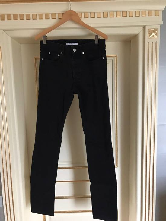 Givenchy 3 star Jeans in black Size US 30 / EU 46 - 1