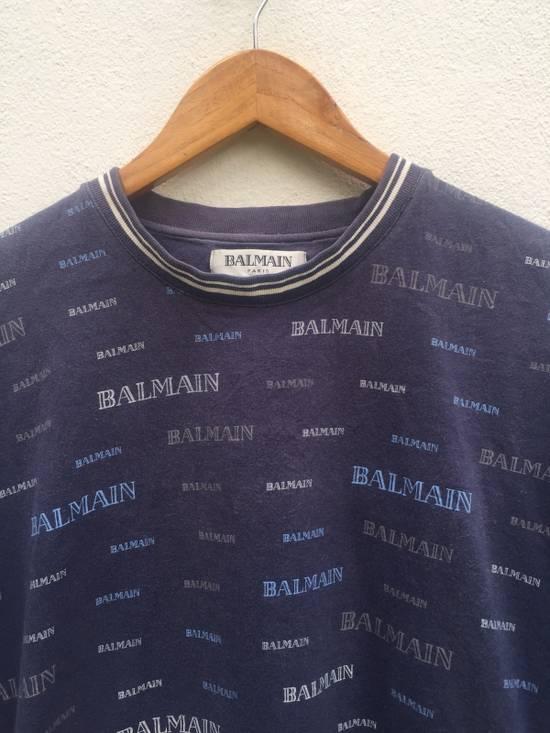 Balmain Balmain Short Sleeve T-shirt Full Print Size US L / EU 52-54 / 3 - 4