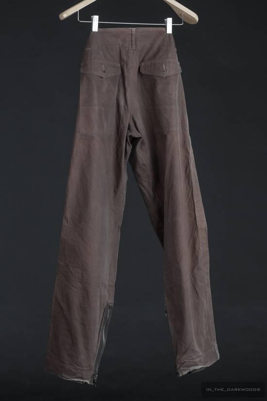Julius = last drop = wide cargo pants 2008AW Size US 28 / EU 44 - 4