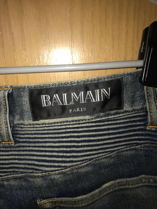 Balmain Balmain Biker Jeans Size US 28 / EU 44 - 2