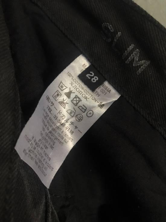 Givenchy BLACK INDIGO DYED GIVENCHY WRINKLED EFFECT DENIM Size US 28 / EU 44 - 10