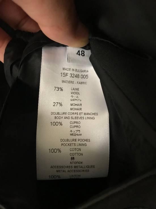 Givenchy Stripe Star Wool Blazer Size 38R - 5