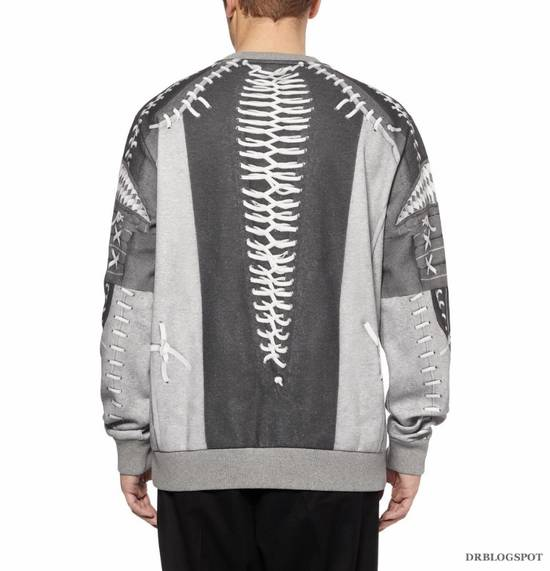 Givenchy Iconic Football Net Graphic Sweatshirt Size US L / EU 52-54 / 3 - 5