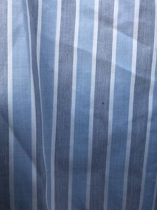 Givenchy Givenchy Men Striped Button Down Long Sleeve Shirt Size XL Size US XL / EU 56 / 4 - 7
