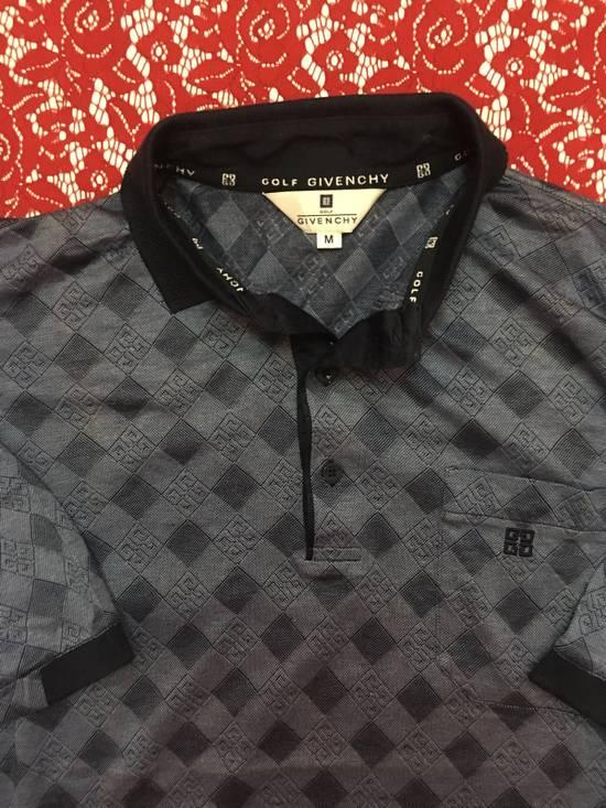 Givenchy Vintage Shirt Givenchy Golf Rare Design Size US M / EU 48-50 / 2 - 3
