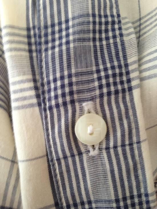 Balmain Vintage Shirt Pierre Balmain Burrbery Motif Authentic Size US M / EU 48-50 / 2 - 2