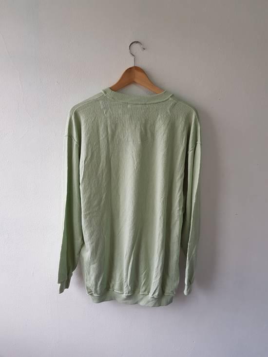 Balmain Japan Pierre Balmain Paris Embroidered Jumper Sweater Shirt Size US L / EU 52-54 / 3 - 4