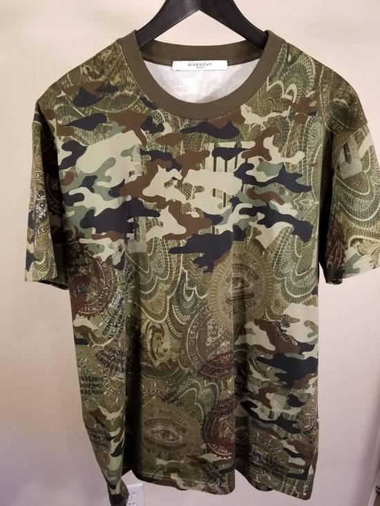 Givenchy Camouflage Columbian Tee Size US S / EU 44-46 / 1